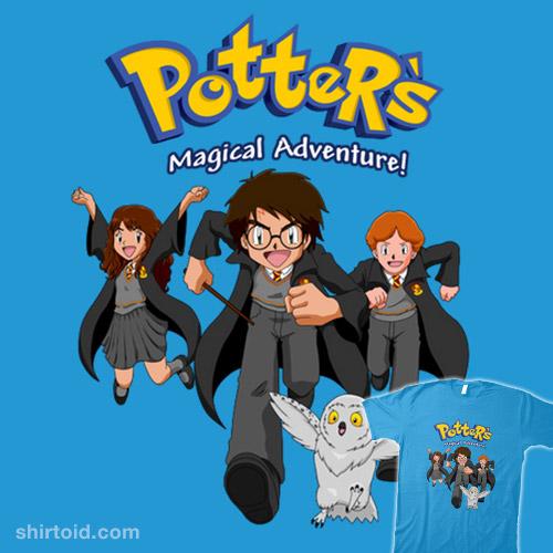 Potter's Magical Adventure