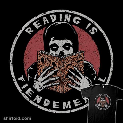 Reading Is Fiendemental