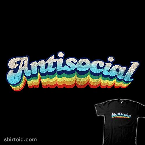 Retro Antisocial