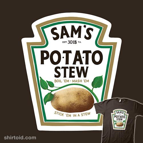 Sam's Potato Stew