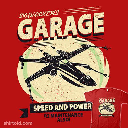 Skywalker's Garage