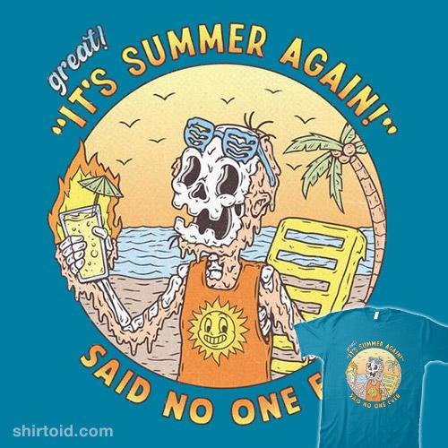 Summer Again!