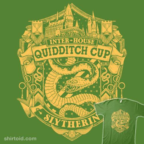 Team Slytherin