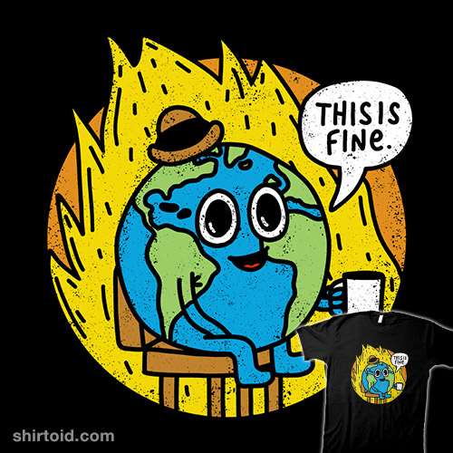 The Earth Is Fine