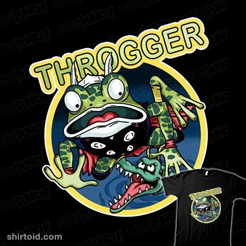 Throgger