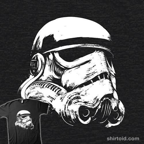 Trooper Ink Helmet