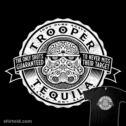Trooper Tequila