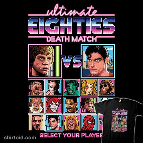 Ultimate Eighties Death Match III