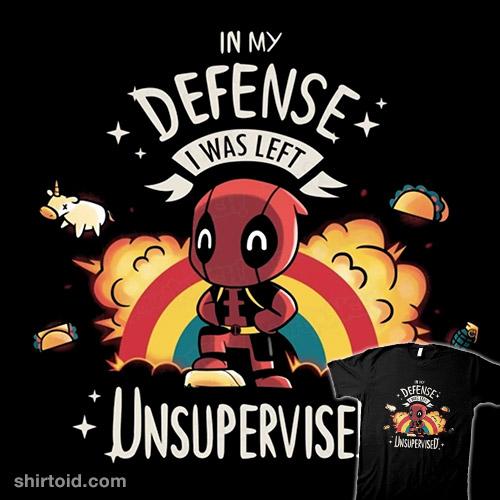 Unsupervised Deadpool