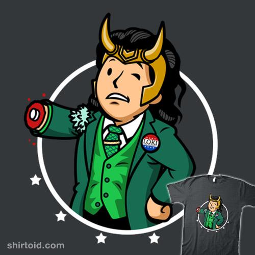Vault President Loki