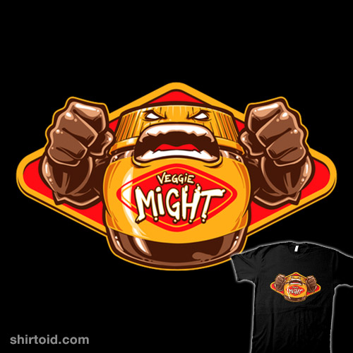 Veggie-MIGHT