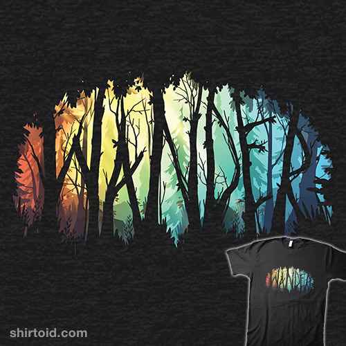 Wander Into the Forest