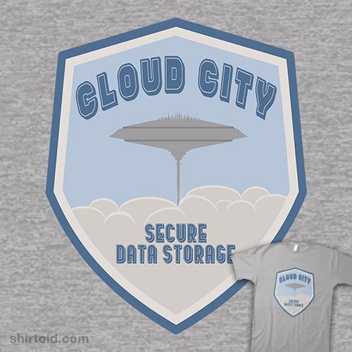 Cloud City Data Storage