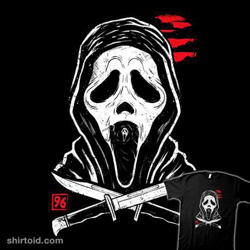 Ghostface Inkwash