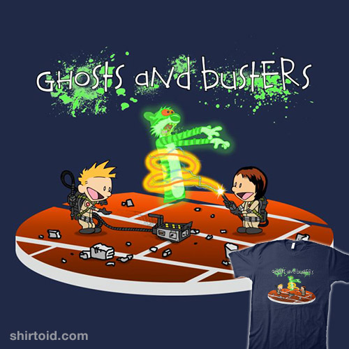 Ghosts and Busters