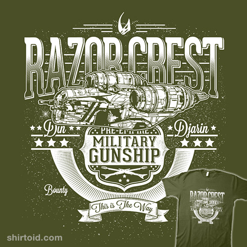 Military Gunship