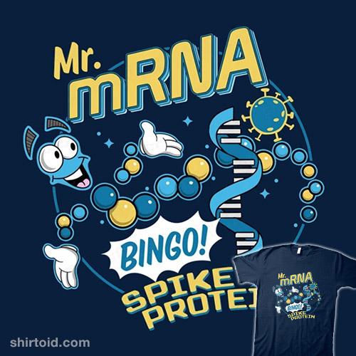 Mr mRNA
