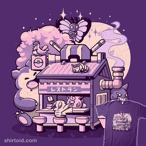 Pokéramen Shop