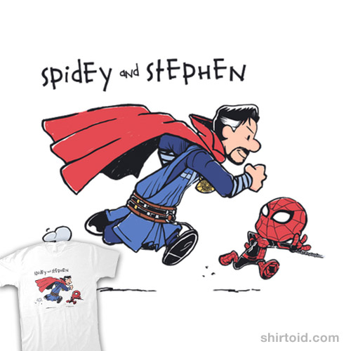 Spidey and Stephen