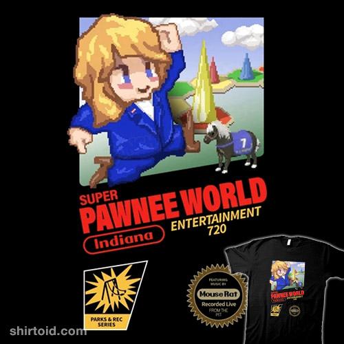 Super Pawnee World