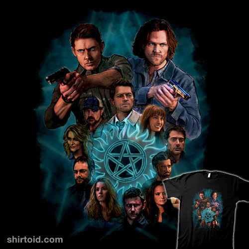 The Winchesters and Friends