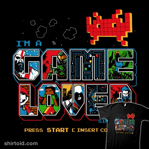 Video Game Lover