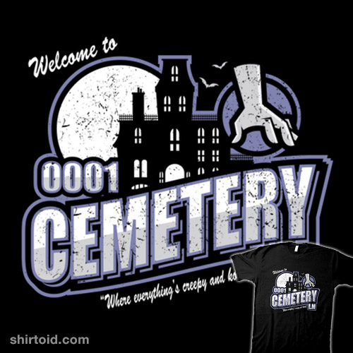 Welcome to Cemetery Lane