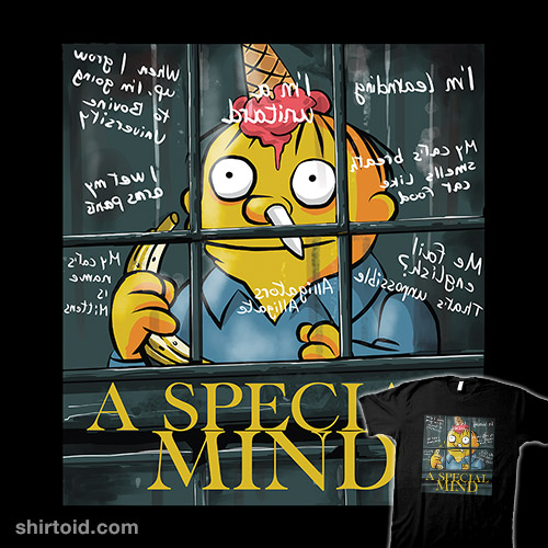 A Special Mind