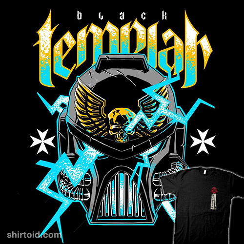 Black Templar Metal