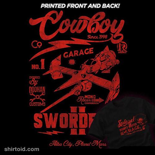 Cowboy Garage