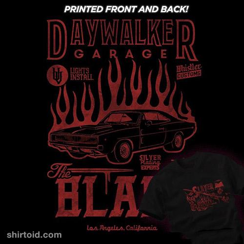 Daywalker Garage