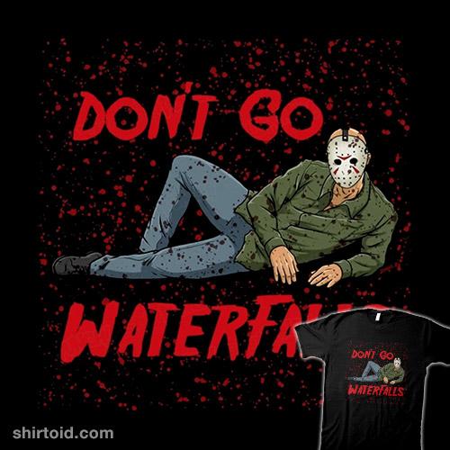 Don't Go Jason Waterfalls