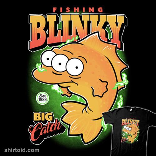 Fishing Blinky