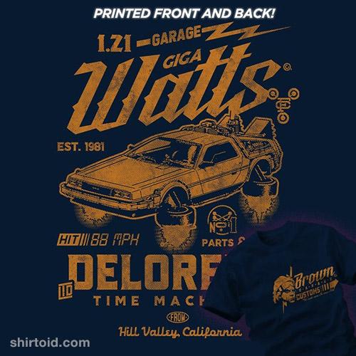 Giga Watts Garage