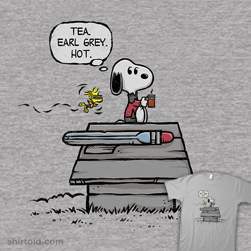 Snoopy Picard