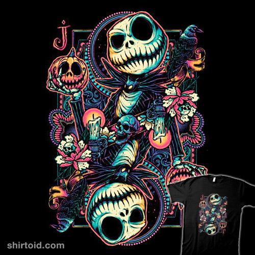 Suit of Skeletons