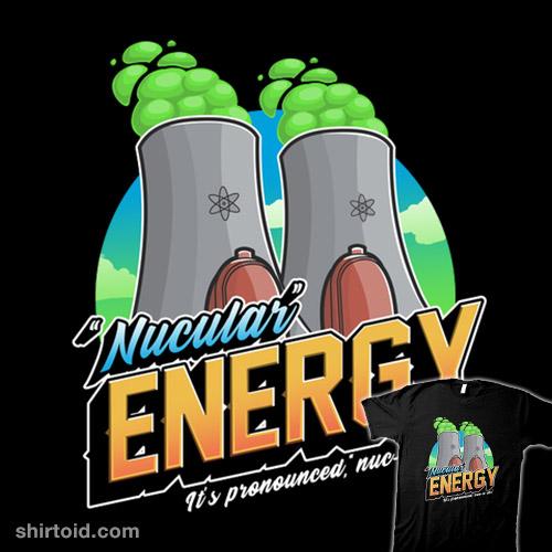 Nucular Energy
