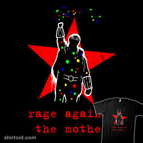 Rage Against the Mother