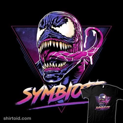 Retro Symbiote
