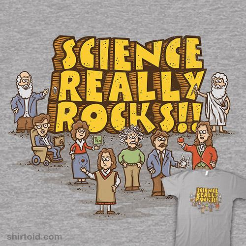 Science Really Rocks!