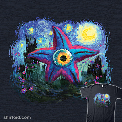 Starry Starro