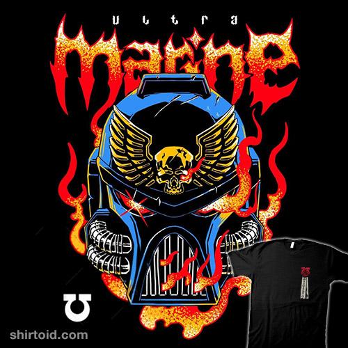 Ultramarine Metal