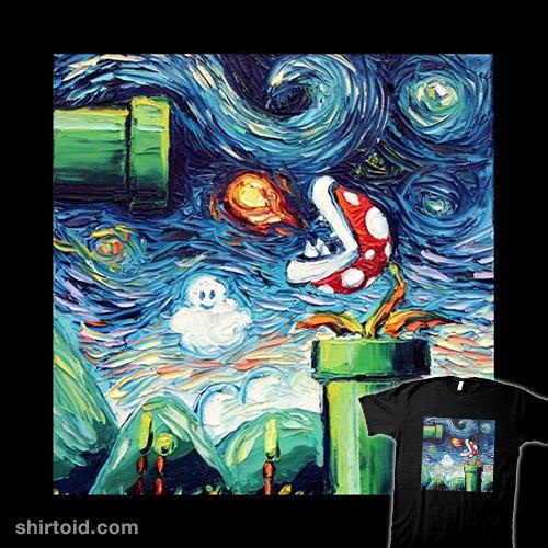 Van Gogh Never Leveled Up