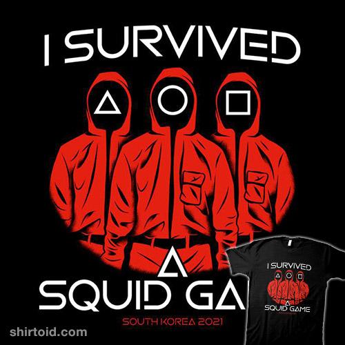 Squid Survivor