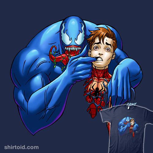 Symbiote Joke